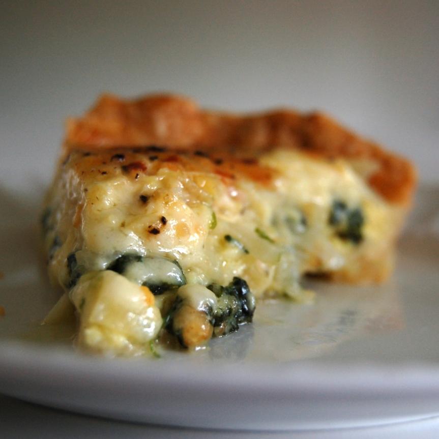 Foodie Confession + QuicheBliss