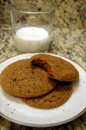 Molasses Spice Cookies 1.22