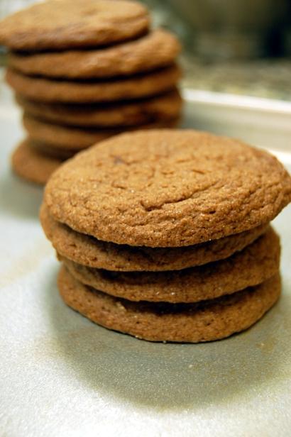 Molasses Spice Cookies 2.12