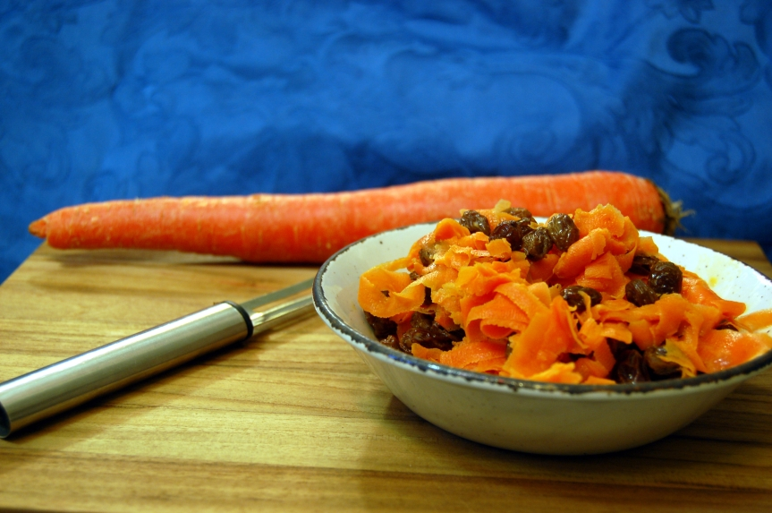 Spring Fever Carrot Salad